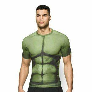 Under Armour Alter Ego Hulk (Men's Size L) Shirt